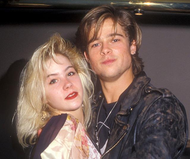 16 Times Brad Pitt Has Dressed Like His Girlfriends
