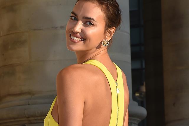 irina-shayk-yellow-dress