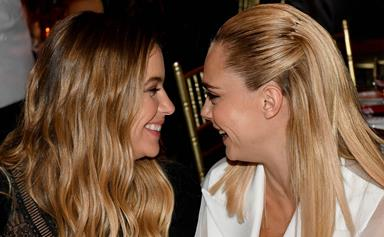 Cara Delevingne Speaks Publicly About Her Relationship With Ashley Benson For The First Time