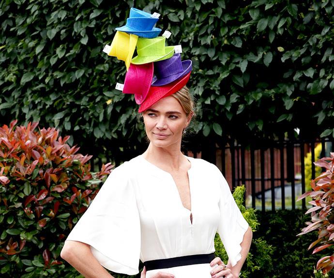 Royal Ascot 2019 hats.