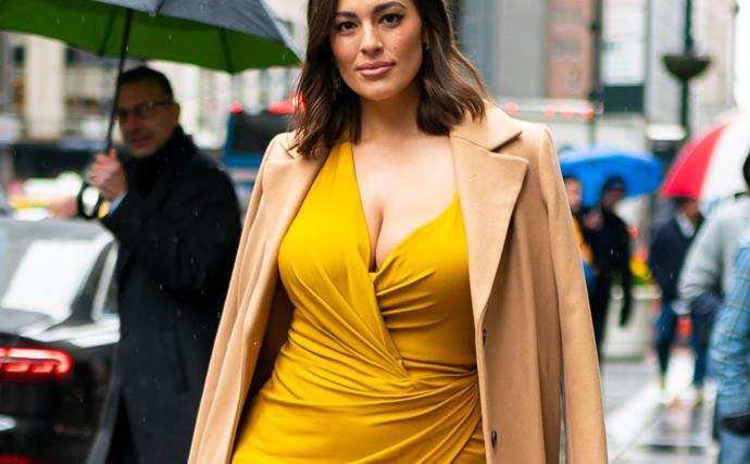 Ashley Graham Plus Size Supermodel
