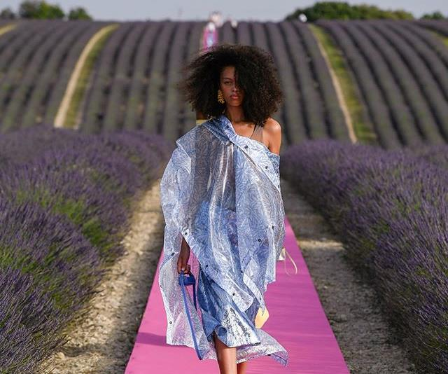 Jacquemus' Spring/Summer 2020 Show Was Just As Gorgeous As You'd Expect