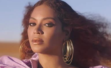 """Every Stunning Look From Beyoncé's New """"Spirit"""" Music Video"""