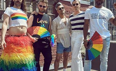 The 'Queer Eye' Fab Five's Net Worth And Salaries, Ranked