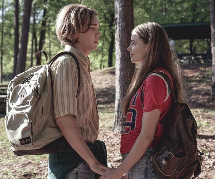 'Looking For Alaska' stars Charlie Plummer and Kristine Froseth.