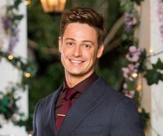 Matt Agnew from The Bachelor Australia 2019.