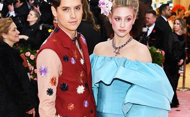 Lili Reinhart Uses Prose To Confirm She And Cole Sprouse Are Still A Thing
