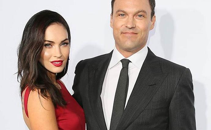 Megan Fox and Brian Austin Green.