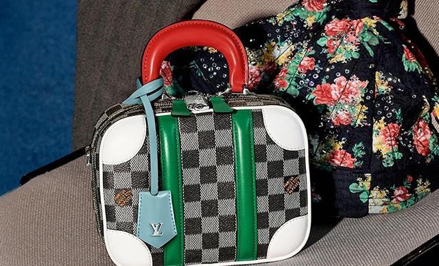 Meet This Season's 'It'-Bag: Louis Vuitton's BB Mini Luggage Bag