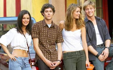 Rachel Bilson And Adam Brody Just Had An 'O.C.' Reunion And We Might Be Crying?