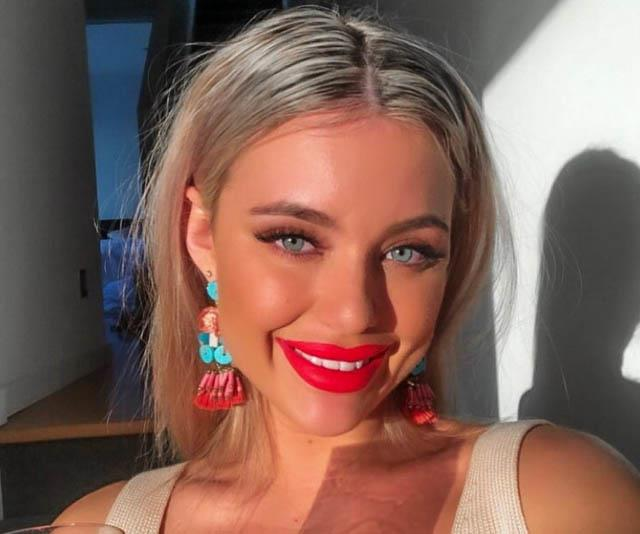 Monique from The Bachelor Australia 2019.