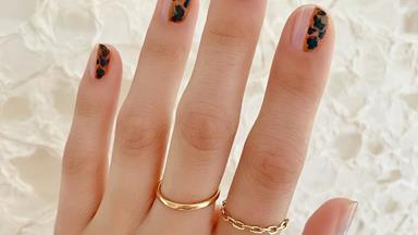 The 'Tortoiseshell Manicure' Is The Most Unexpected Beauty Trend Of The Season