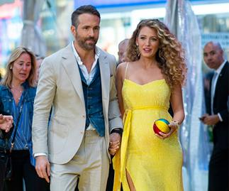 Ryan Reynolds Posted A Whole Series Of 'Bad Photos' Of Blake Lively To Instagram