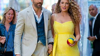 Ryan Reynolds Just Posted A Whole Series Of 'Bad Photos' Of Blake Lively To Instagram