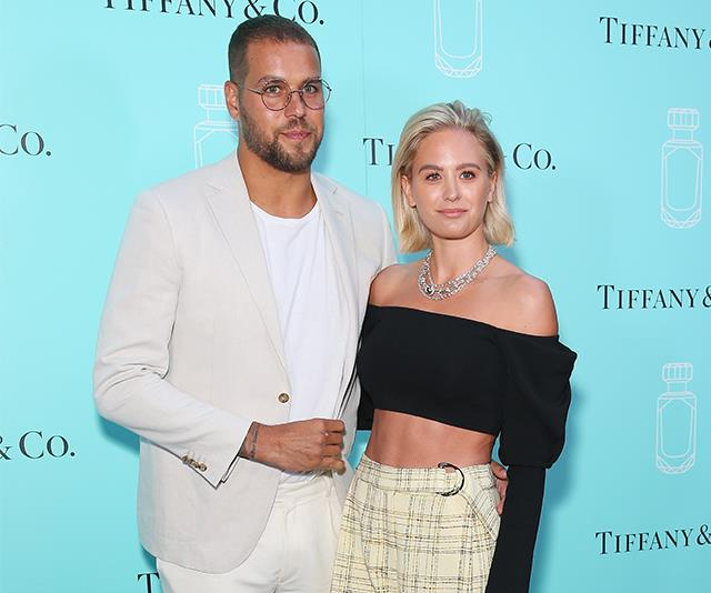 Jesinta And Buddy Franklin Are Expecting Their First Child