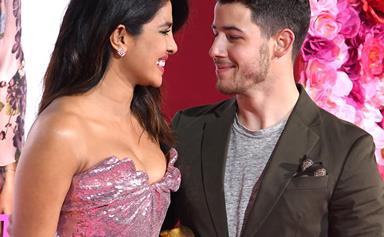 Priyanka Chopra Gently Trolls Nick Jonas For Fifth-Wheeling His Brothers At The VMAs