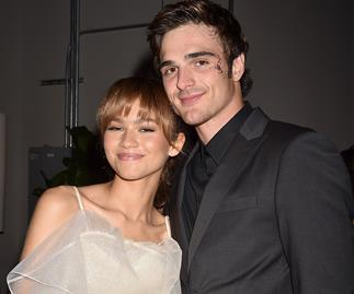 Zendaya & Jacob Elordi from 'Euphoria'.