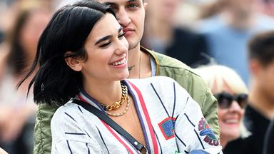 Dua Lipa And Anwar Hadid May Be Moving In Together