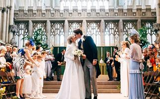 Ellie Goulding wedding.