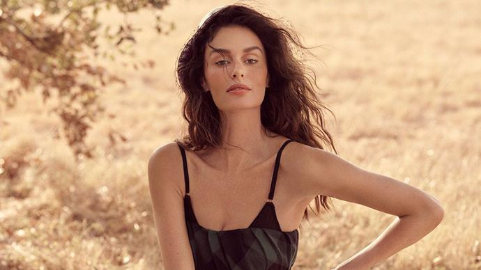 ELLE's October 2019 Cover Star, Nicole Trunfio, Announces Her Third Pregnancy
