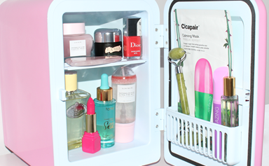 I Tried A Beauty Fridge For A Week And Here's What Happened