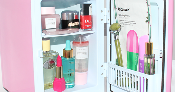 Beauty Fridge Review—Do They Really Work? | ELLE Australia