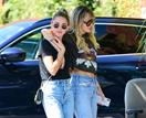 "Miley Cyrus And Kaitlynn Carter Were ""Totally Transfixed"" During Their PDA-Filled Date"