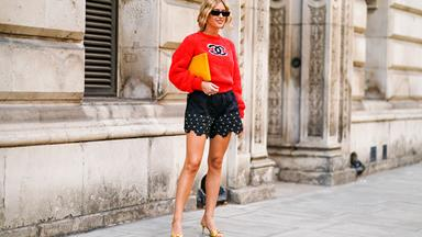 Colour, Comfort And Volume Reign Supreme For London Fashion Week's Street Style Stars