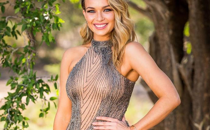 Abbie Chatfield from 'The Bachelor' Australia.