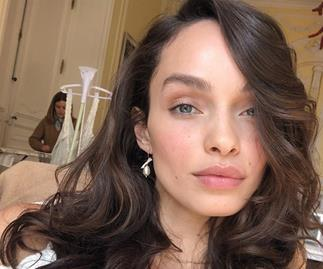 Luma Grothe Swears By This Product For Her Long Locks
