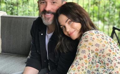 Jenna Dewan Is Expecting Her First Child With Partner Steve Kazee