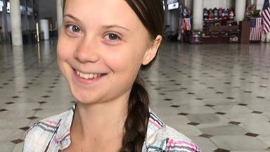 Greta Thunberg Just Trolled Donald Trump With His Own Words