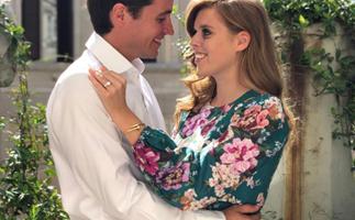 Princess Beatrice Is Engaged To Boyfriend Edoardo Mapelli Mozzi