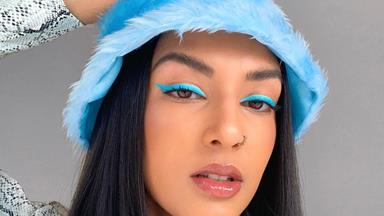 Rowi Singh Thinks You Should Wear Euphoria-Inspired Makeup Every Day