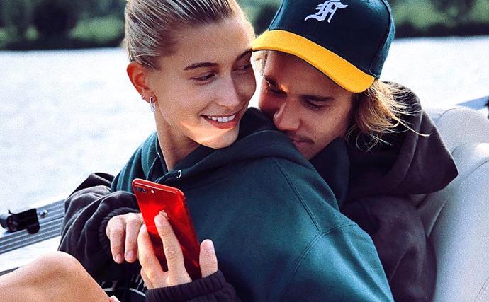 Justin Bieber Hailey Baldwin.