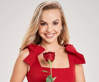 Angie Kent from The Bachelorette Australia 2019.