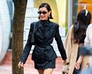 Inside Bella Hadid's 23rd Birthday: A Kendall Jenner Kiss, Pottery Painting, And Flowers From Gigi