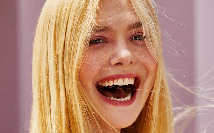 Elle Fanning Talks Red Carpet Dressing, Disney Princesses And The Co-Star On Her Bucket List