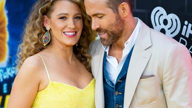 Blake Lively And Ryan Reynolds Share The First Photo Of Their New Baby