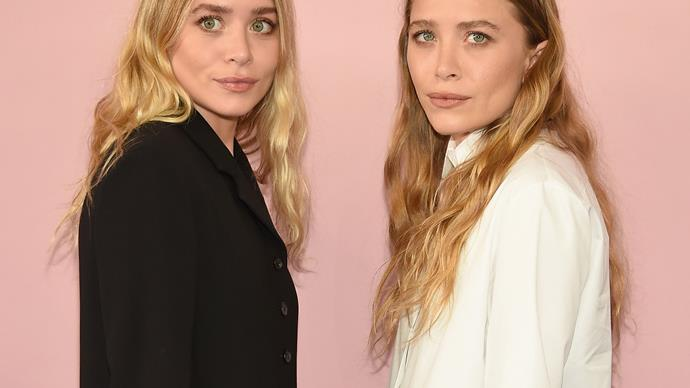 Ashley Olsen.
