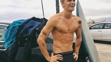 Cody Simpson Was Reportedly Overheard Having An Honest Conversation About Miley Cyrus