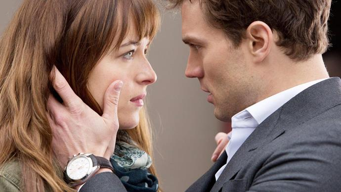 Fifty Shades Freed.