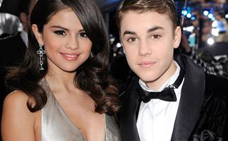 Selena Gomez and Justin Bieber in 2011.