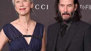 The Internet Is Collectively Obsessed With Keanu Reeves And His Rumoured Girlfriend