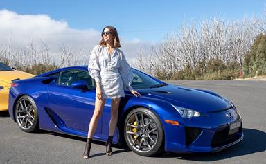Speed Chic: Why the Lexus RC F Needs Your Attention