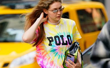 20 Times Celebrities Rocked '90s Style In 2019