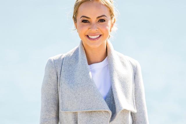 'The Bachelorette' Australia's Angie Kent.
