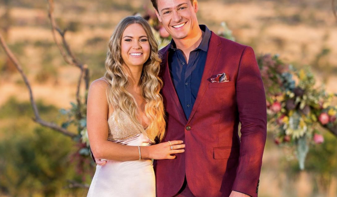 The Bachelor's Matt Agnew And Chelsie McLeod Have Broken Up