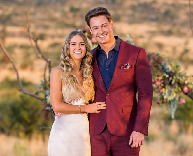The Bachelor's Matt Agnew And Chelsie McLeod Have Broken Up