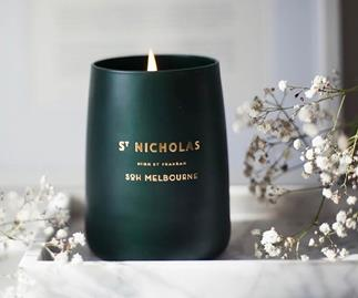 Christmas Candles 2019.